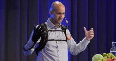 Embedded thumbnail for Bioservo Technologies – Aktiedagen Göteborg 23 september