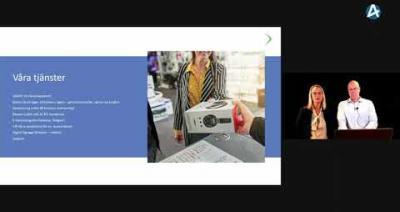 Embedded thumbnail for Electra Gruppen – Aktiedagen Stockholm 7 september 2021