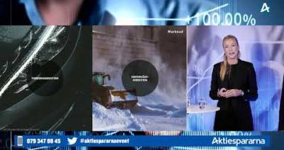 Embedded thumbnail for Klimator - Aktiedagen digitalt 21 september 2020