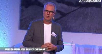 Embedded thumbnail for Aktiedagen Falköping – Target EveryOne