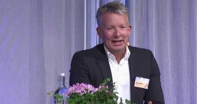 Embedded thumbnail for Intervju med VD Claus T Hansen, Omnicar Öresundsdagen 20 maj