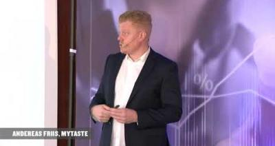 Embedded thumbnail for myTaste - Aktiedagen Stockholm 2019